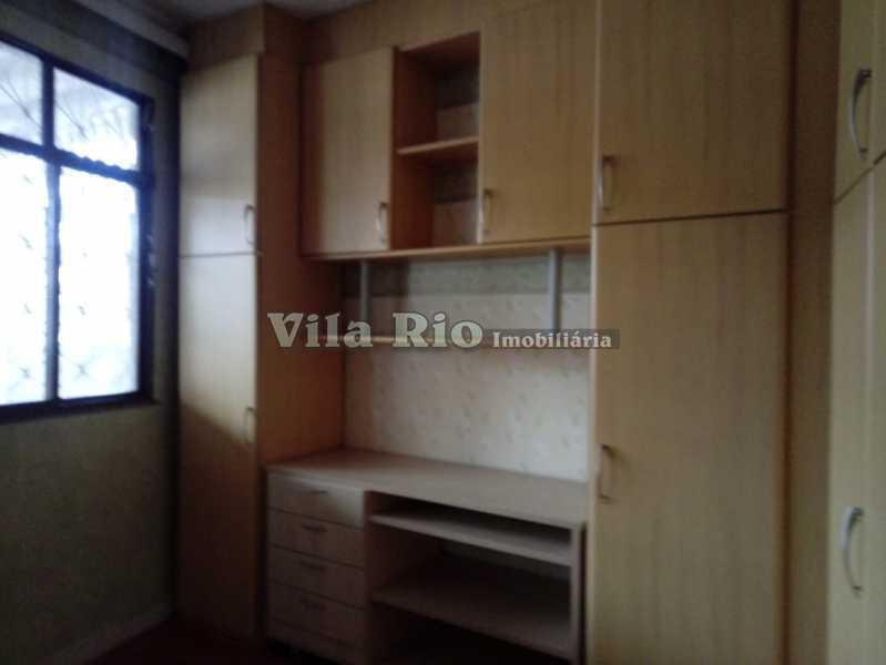 QUARTO 2 - Casa 2 quartos à venda Braz de Pina, Rio de Janeiro - R$ 450.000 - VCA20054 - 5