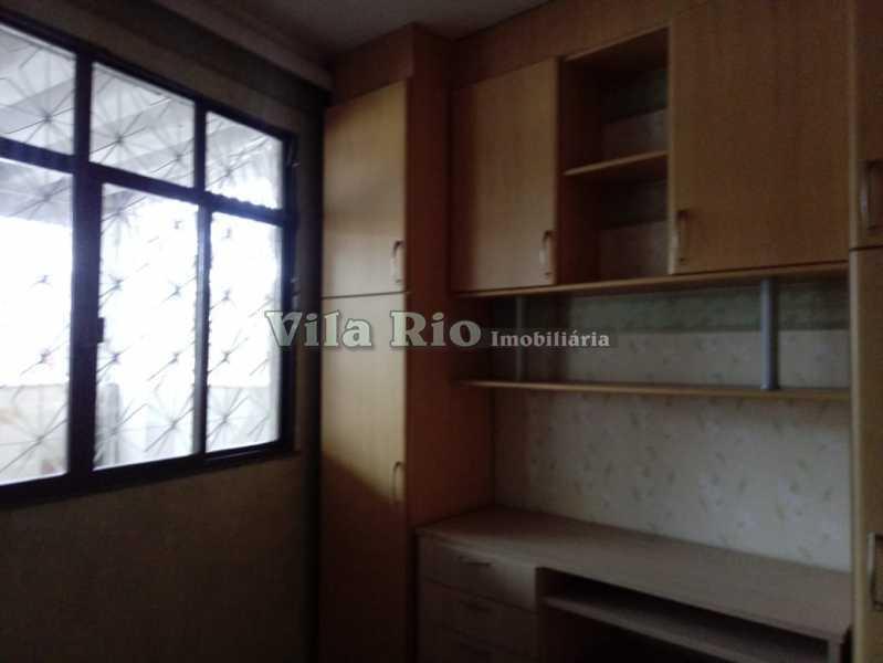 QUARTO - Casa 2 quartos à venda Braz de Pina, Rio de Janeiro - R$ 450.000 - VCA20054 - 8