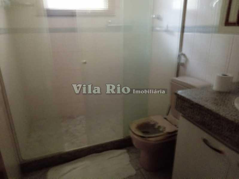 BANHEIRO - Casa 2 quartos à venda Braz de Pina, Rio de Janeiro - R$ 450.000 - VCA20054 - 9