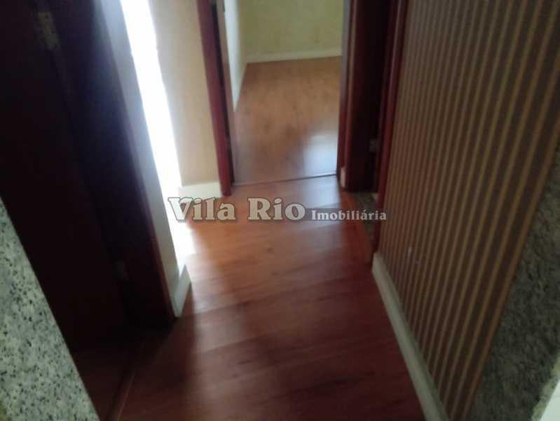CIRCULAÇÃO - Casa 2 quartos à venda Braz de Pina, Rio de Janeiro - R$ 450.000 - VCA20054 - 10