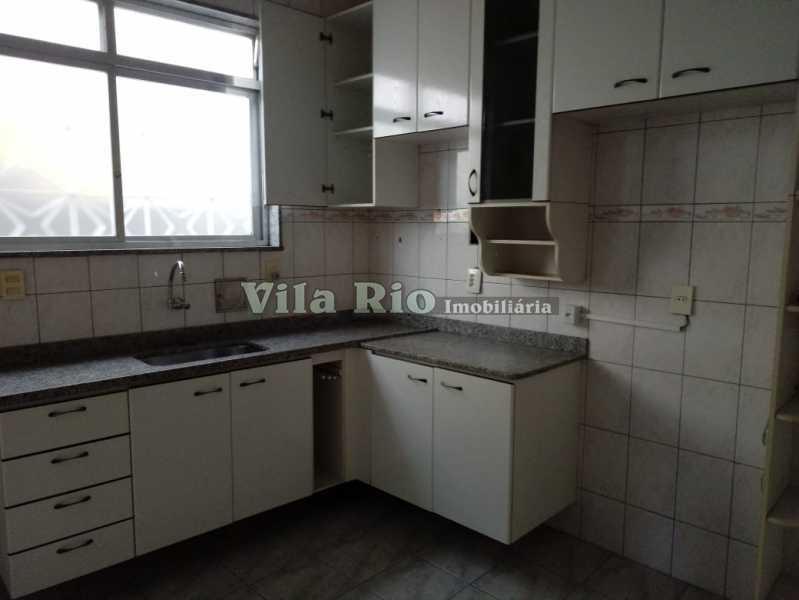 COZINHA 2 - Casa 2 quartos à venda Braz de Pina, Rio de Janeiro - R$ 450.000 - VCA20054 - 11