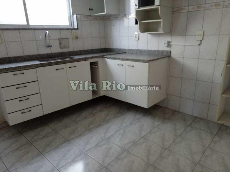 COZINHA 3 - Casa 2 quartos à venda Braz de Pina, Rio de Janeiro - R$ 450.000 - VCA20054 - 12