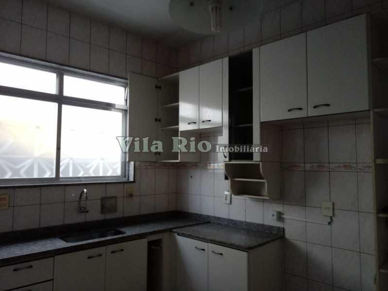 COZINHA - Casa 2 quartos à venda Braz de Pina, Rio de Janeiro - R$ 450.000 - VCA20054 - 13