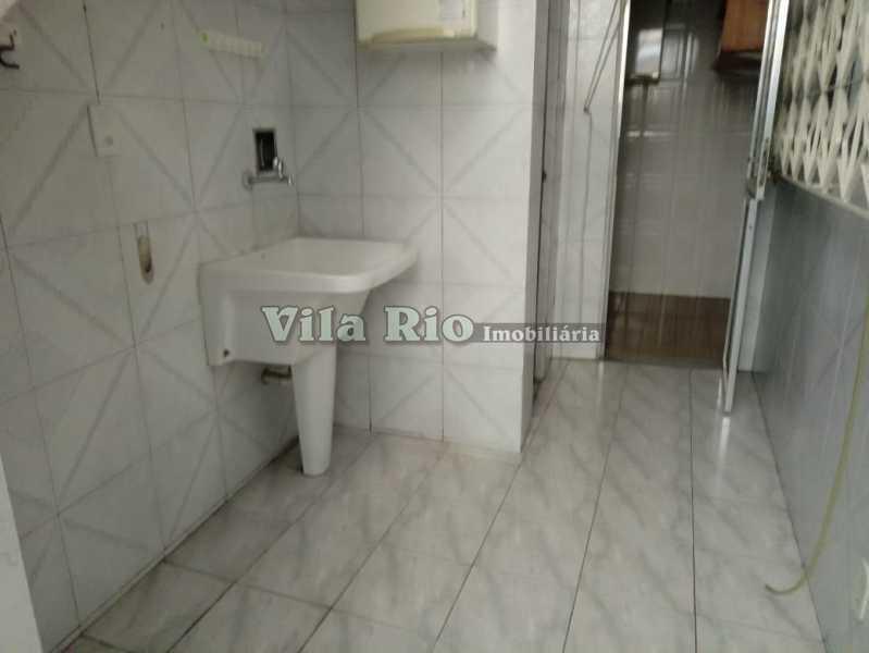 AREA - Casa 2 quartos à venda Braz de Pina, Rio de Janeiro - R$ 450.000 - VCA20054 - 14