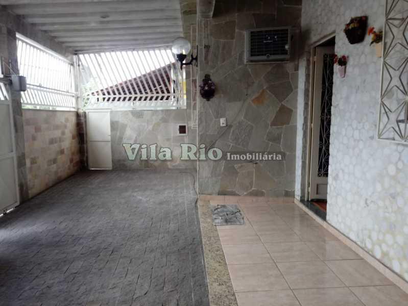 GARAGEM 2 - Casa 2 quartos à venda Braz de Pina, Rio de Janeiro - R$ 450.000 - VCA20054 - 16