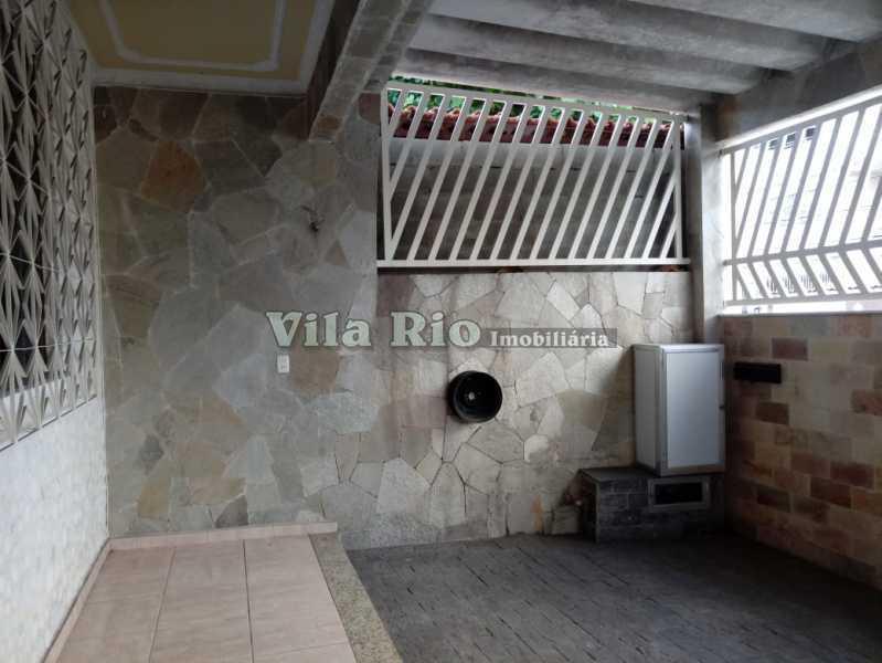 GARAGEM 3 - Casa 2 quartos à venda Braz de Pina, Rio de Janeiro - R$ 450.000 - VCA20054 - 17