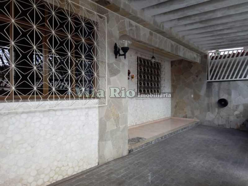 GARAGEM - Casa 2 quartos à venda Braz de Pina, Rio de Janeiro - R$ 450.000 - VCA20054 - 18