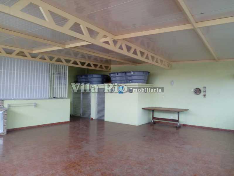 TERRAÇO 2 - Casa 2 quartos à venda Braz de Pina, Rio de Janeiro - R$ 450.000 - VCA20054 - 19