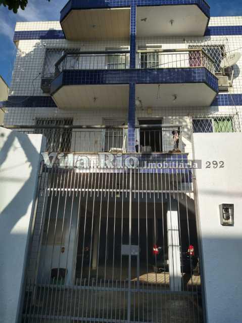 FACHADA 2 - Casa em Condomínio 2 quartos à venda Vista Alegre, Rio de Janeiro - R$ 285.000 - VCN20033 - 1