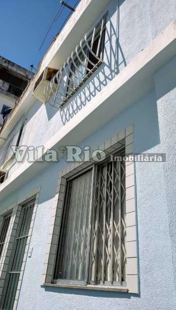 FACHADA - Casa em Condomínio 2 quartos à venda Vista Alegre, Rio de Janeiro - R$ 285.000 - VCN20033 - 3