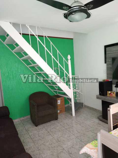 SALA 2 - Casa em Condomínio 2 quartos à venda Vista Alegre, Rio de Janeiro - R$ 285.000 - VCN20033 - 4