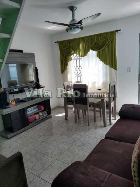 SALA - Casa em Condomínio 2 quartos à venda Vista Alegre, Rio de Janeiro - R$ 285.000 - VCN20033 - 6