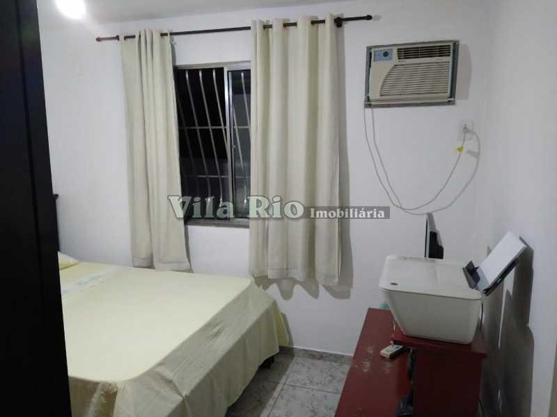 QUARTO 1 - Casa em Condomínio 2 quartos à venda Vista Alegre, Rio de Janeiro - R$ 285.000 - VCN20033 - 7