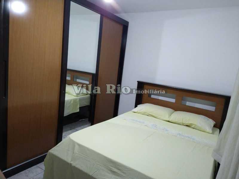 QUARTO 2 - Casa em Condomínio 2 quartos à venda Vista Alegre, Rio de Janeiro - R$ 285.000 - VCN20033 - 8