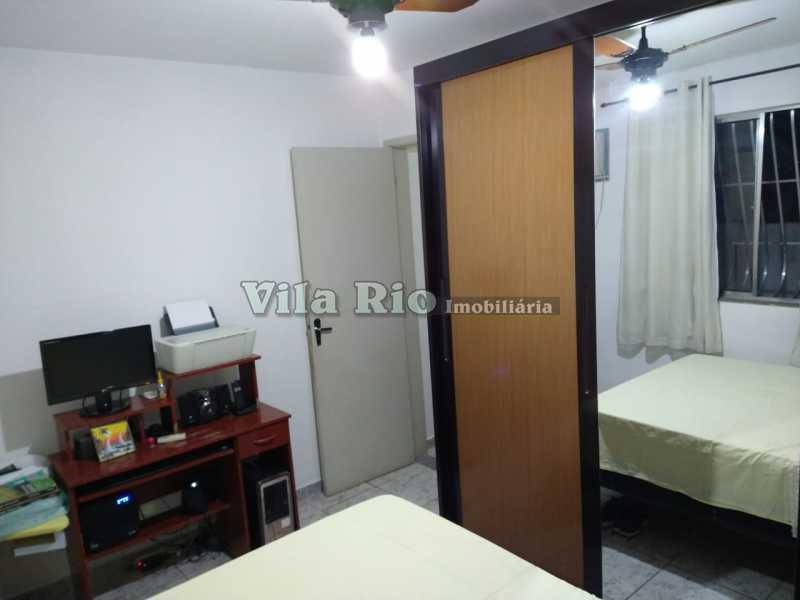 QUARTO - Casa em Condomínio 2 quartos à venda Vista Alegre, Rio de Janeiro - R$ 285.000 - VCN20033 - 10