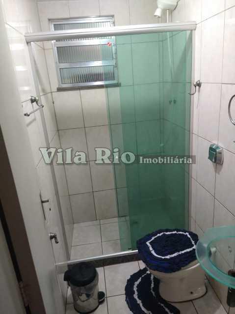 BANHEIRO 1 - Casa em Condomínio 2 quartos à venda Vista Alegre, Rio de Janeiro - R$ 285.000 - VCN20033 - 11