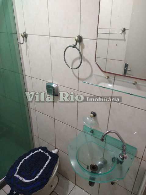 BANHEIRO 3 - Casa em Condomínio 2 quartos à venda Vista Alegre, Rio de Janeiro - R$ 285.000 - VCN20033 - 13