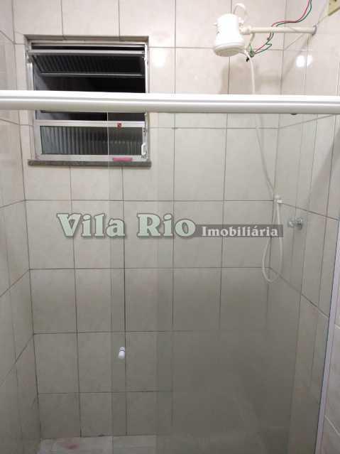 BANHEIRO - Casa em Condomínio 2 quartos à venda Vista Alegre, Rio de Janeiro - R$ 285.000 - VCN20033 - 17