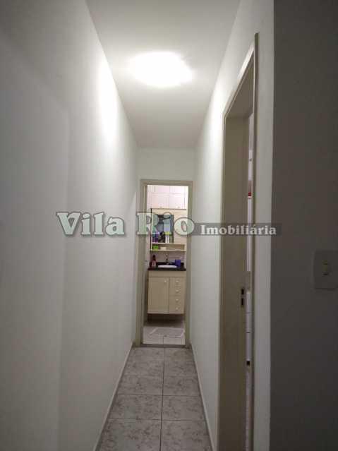 CIRCULAÇÃO - Casa em Condomínio 2 quartos à venda Vista Alegre, Rio de Janeiro - R$ 285.000 - VCN20033 - 18