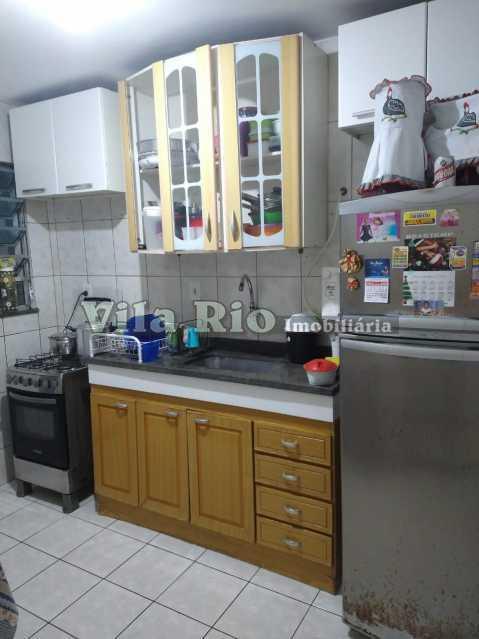 COZINHA 2 - Casa em Condomínio 2 quartos à venda Vista Alegre, Rio de Janeiro - R$ 285.000 - VCN20033 - 19