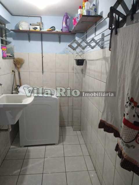 AREA - Casa em Condomínio 2 quartos à venda Vista Alegre, Rio de Janeiro - R$ 285.000 - VCN20033 - 23