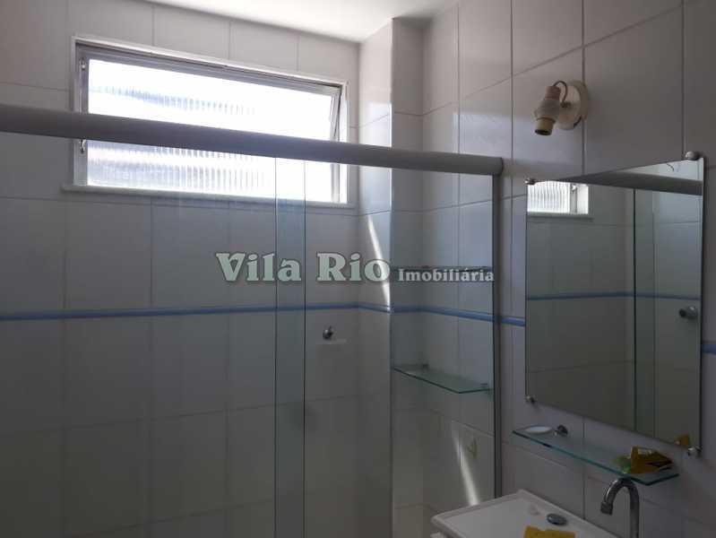 BANHEIRO - Apartamento 2 quartos para alugar Vila da Penha, Rio de Janeiro - R$ 1.200 - VAP20588 - 13