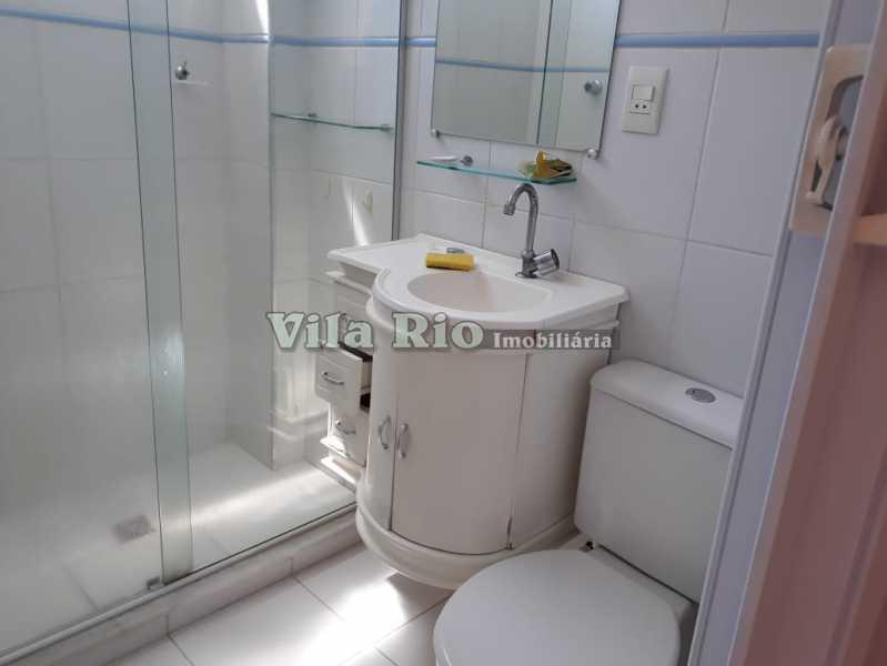 BANHEIRO 1 - Apartamento 2 quartos para alugar Vila da Penha, Rio de Janeiro - R$ 1.200 - VAP20588 - 14