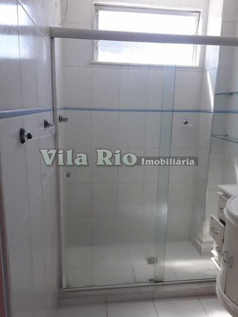 BANHEIRO 2 - Apartamento 2 quartos para alugar Vila da Penha, Rio de Janeiro - R$ 1.200 - VAP20588 - 15