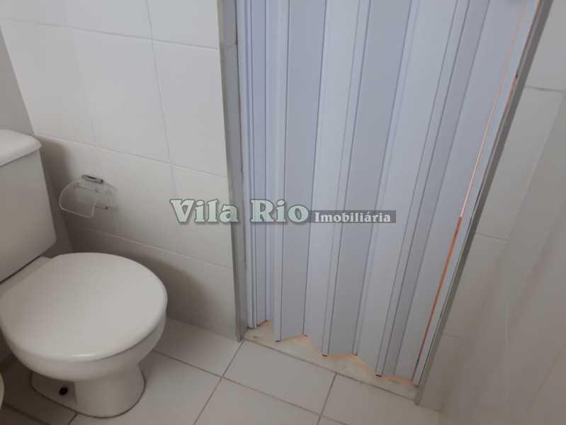 BANHEIRO 4 - Apartamento 2 quartos para alugar Vila da Penha, Rio de Janeiro - R$ 1.200 - VAP20588 - 16