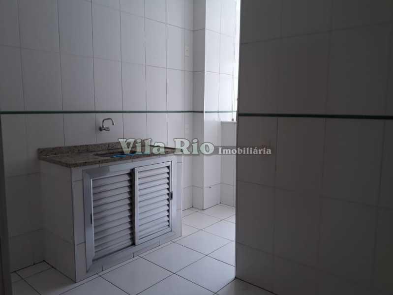 COZINHA 3 - Apartamento 2 quartos para alugar Vila da Penha, Rio de Janeiro - R$ 1.200 - VAP20588 - 20