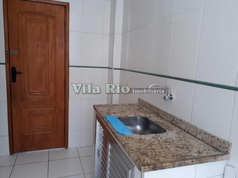 COZINHA 4 - Apartamento 2 quartos para alugar Vila da Penha, Rio de Janeiro - R$ 1.200 - VAP20588 - 21