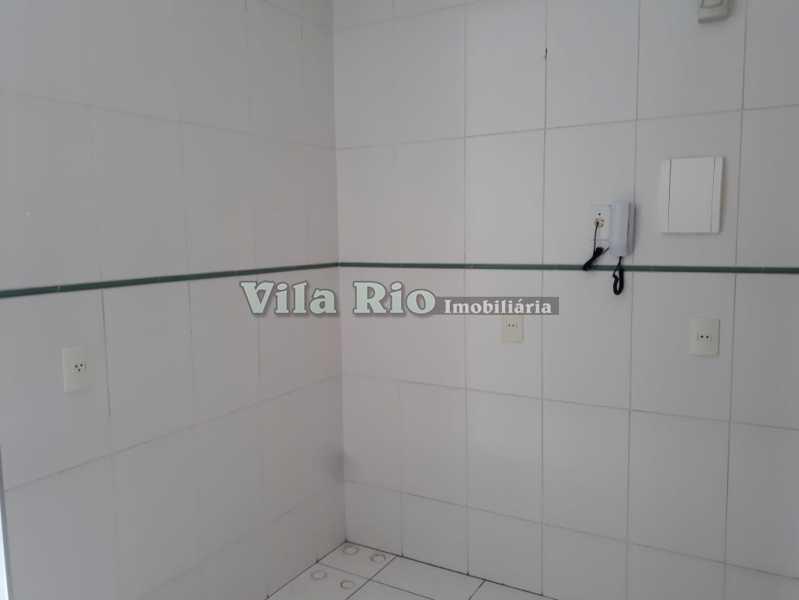 COZINHA1 1 - Apartamento 2 quartos para alugar Vila da Penha, Rio de Janeiro - R$ 1.200 - VAP20588 - 22