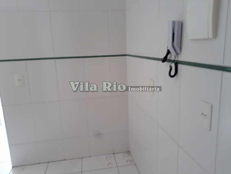 COZINHA1 2 - Apartamento 2 quartos para alugar Vila da Penha, Rio de Janeiro - R$ 1.200 - VAP20588 - 23