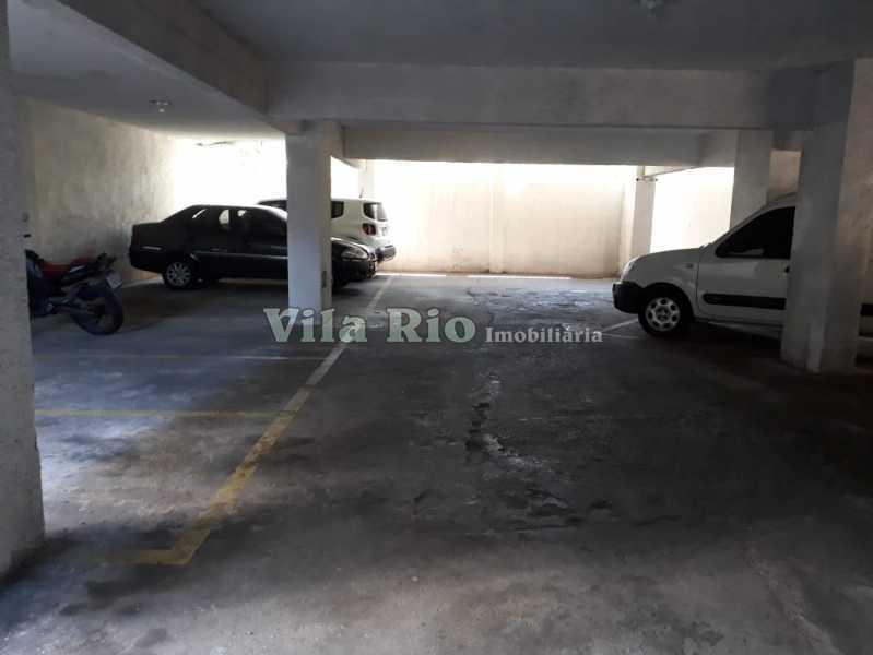 GARAGEM - Apartamento 2 quartos para alugar Vila da Penha, Rio de Janeiro - R$ 1.200 - VAP20588 - 27