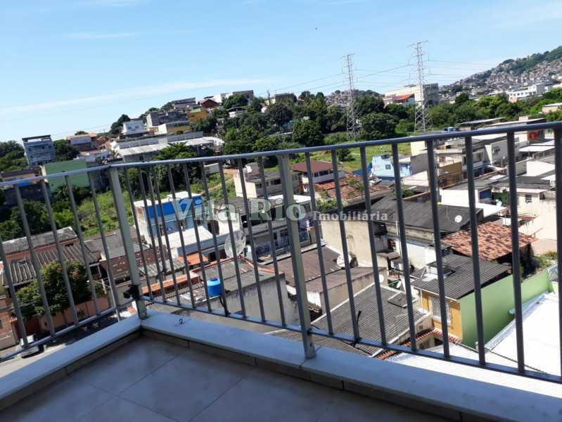 VARANDA 2 - Apartamento 2 quartos para alugar Vila da Penha, Rio de Janeiro - R$ 1.200 - VAP20588 - 26