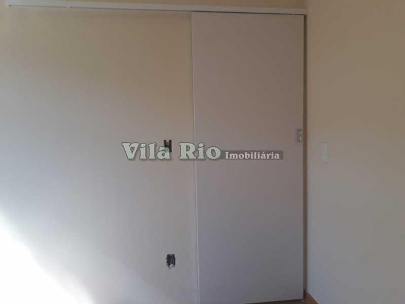 QUARTO 2 - Apartamento 2 quartos para alugar Vila da Penha, Rio de Janeiro - R$ 1.200 - VAP20588 - 12