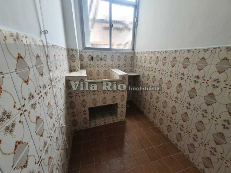 ÁREA. - Casa 1 quarto à venda Vila da Penha, Rio de Janeiro - R$ 160.000 - VCA10004 - 9