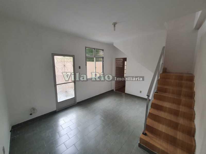 SALA 1. - Casa 1 quarto à venda Vila da Penha, Rio de Janeiro - R$ 160.000 - VCA10004 - 1