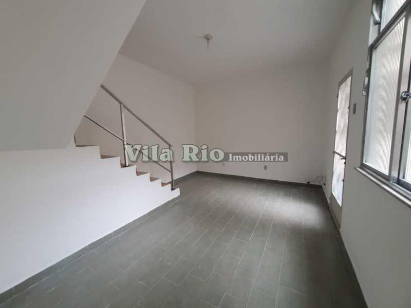 SALA 2. - Casa 1 quarto à venda Vila da Penha, Rio de Janeiro - R$ 160.000 - VCA10004 - 3