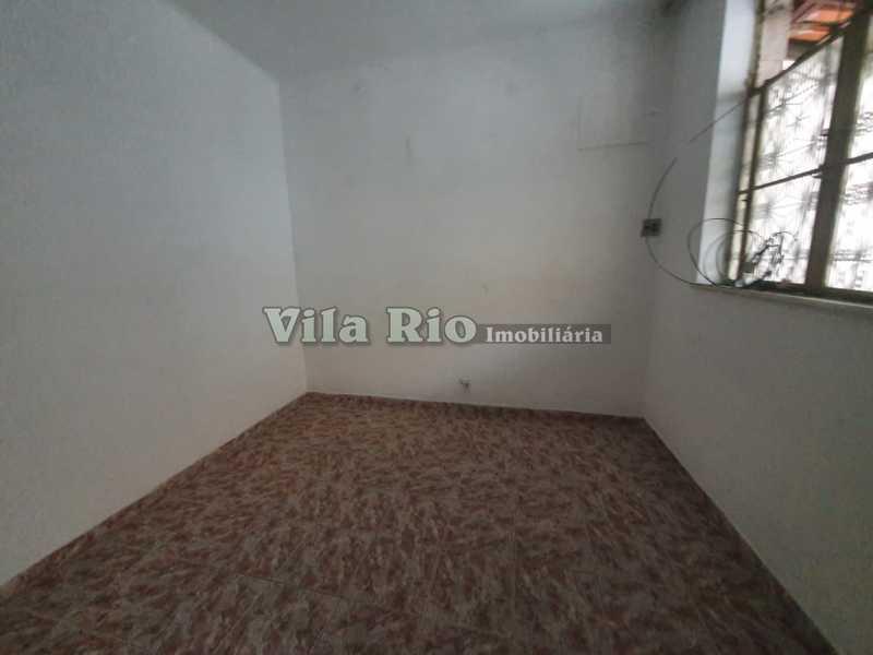 QUARTO 1. - Casa de Vila Madureira, Rio de Janeiro, RJ À Venda, 3 Quartos, 85m² - VCV30011 - 3