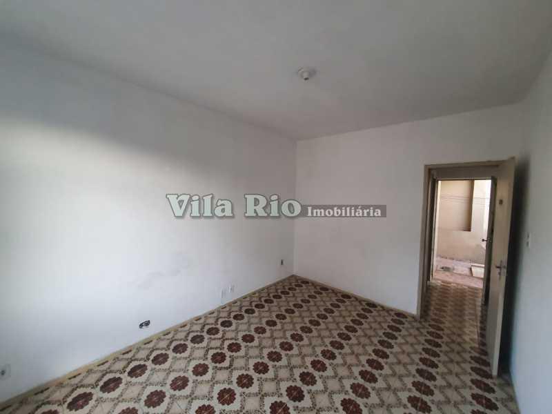 QUARTO 2. - Casa de Vila Madureira, Rio de Janeiro, RJ À Venda, 3 Quartos, 85m² - VCV30011 - 4