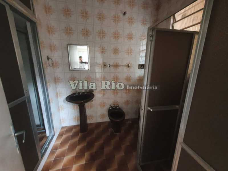 BANHEIRO 2. - Casa de Vila Madureira, Rio de Janeiro, RJ À Venda, 3 Quartos, 85m² - VCV30011 - 8