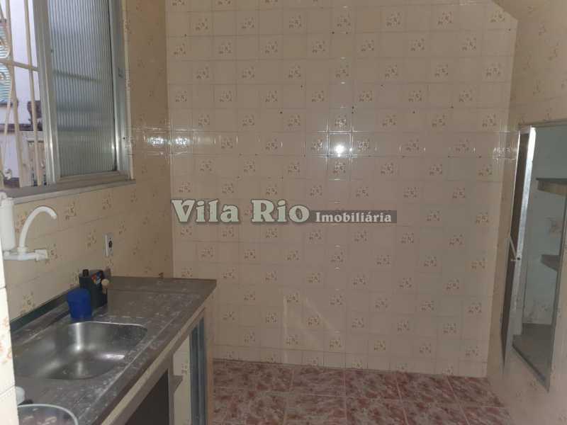 COZINHA 1. - Casa de Vila Madureira, Rio de Janeiro, RJ À Venda, 3 Quartos, 85m² - VCV30011 - 10