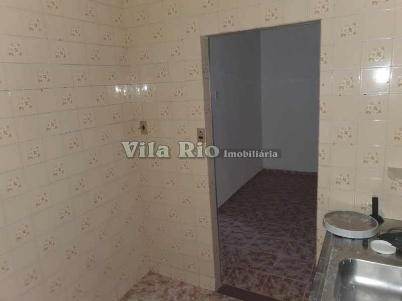 COZINHA 3. - Casa de Vila Madureira, Rio de Janeiro, RJ À Venda, 3 Quartos, 85m² - VCV30011 - 12