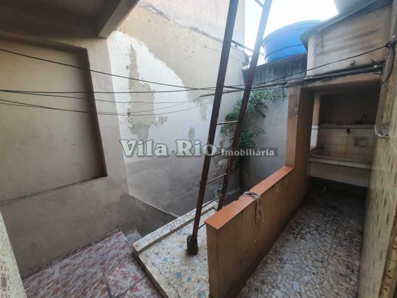ÁREA. - Casa de Vila Madureira, Rio de Janeiro, RJ À Venda, 3 Quartos, 85m² - VCV30011 - 13