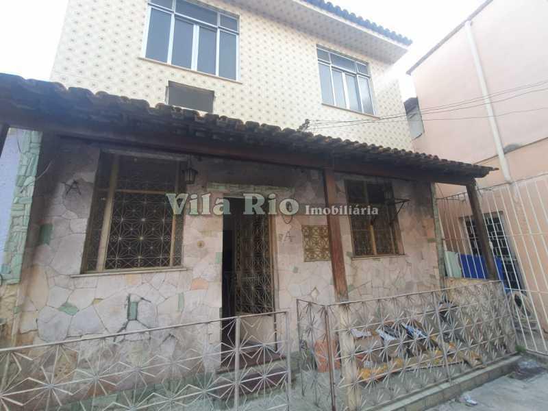 FRENTE 1. - Casa de Vila Madureira, Rio de Janeiro, RJ À Venda, 3 Quartos, 85m² - VCV30011 - 14