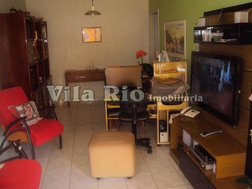 SALA - Apartamento À VENDA, Vila da Penha, Rio de Janeiro, RJ - VA20843 - 1
