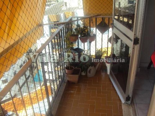 VARANDA - Apartamento À VENDA, Vila da Penha, Rio de Janeiro, RJ - VA20843 - 4