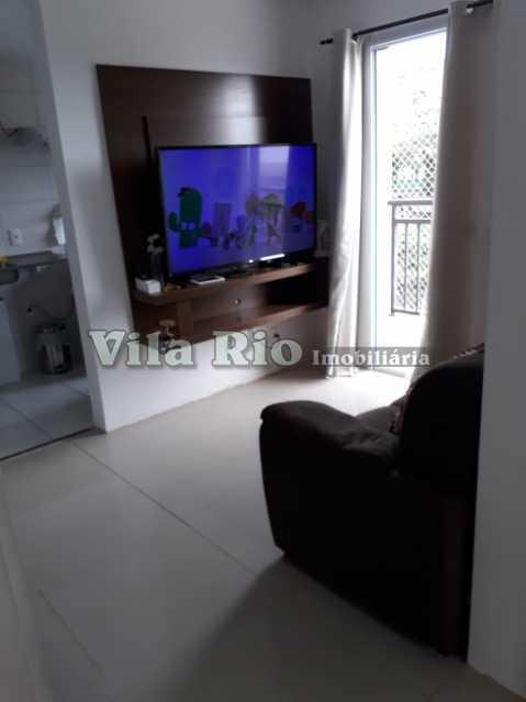 SALA 3 - Apartamento 2 quartos à venda Vista Alegre, Rio de Janeiro - R$ 260.000 - VAP20593 - 1