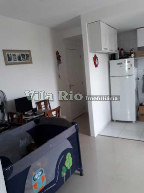 SALA - Apartamento 2 quartos à venda Vista Alegre, Rio de Janeiro - R$ 260.000 - VAP20593 - 3